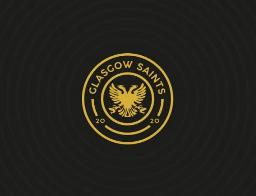 Follow Glasgow Saints on social media