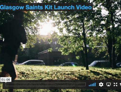 Saints Kit Launch Video